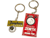 Fashion Wrist Watch Metal Key chains