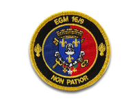 France Military Embroidery Patch