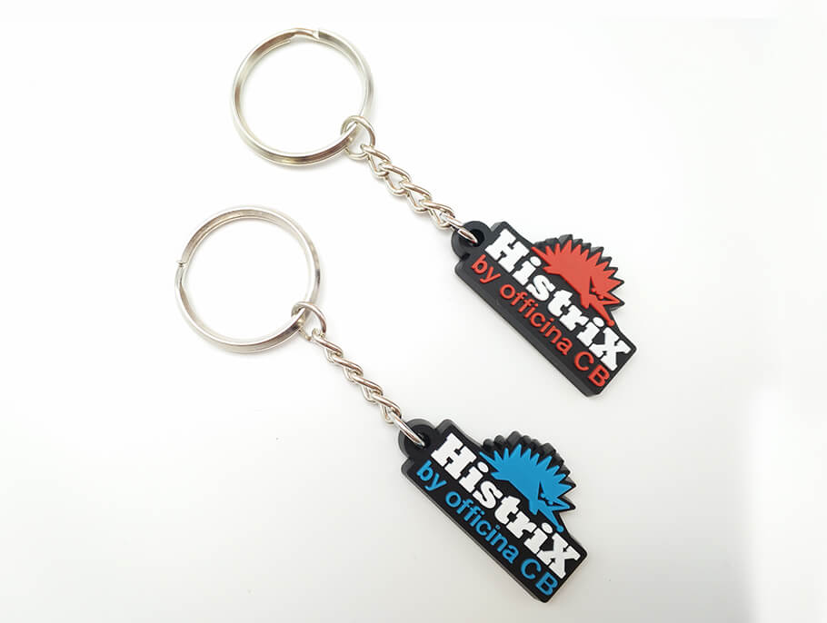 Custom PVC Key chain
