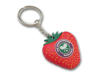 Custom Rubber 3D Keyrings