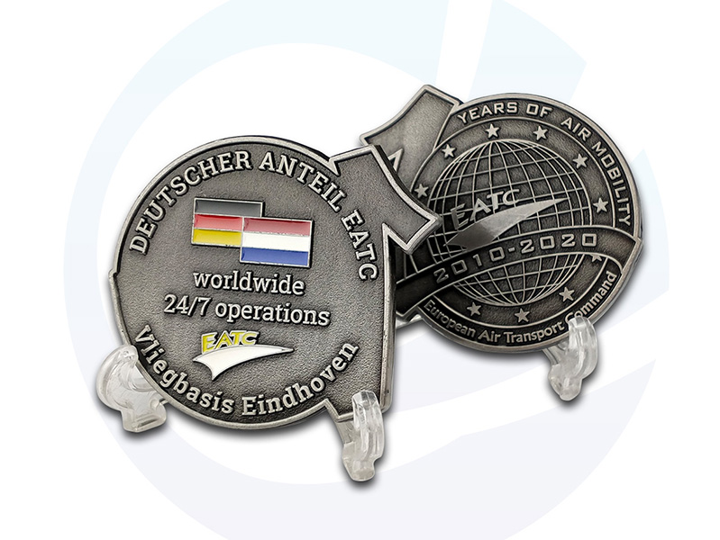 Germany Challenge Coin
