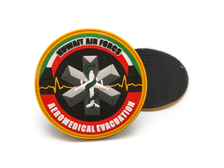 Kuwait Military Patch
